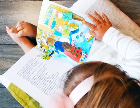 Ави и Кика кукла и книжка за детската градина(1)